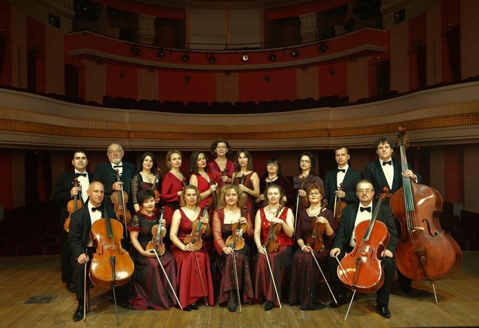 Камерний оркестр, фото-1