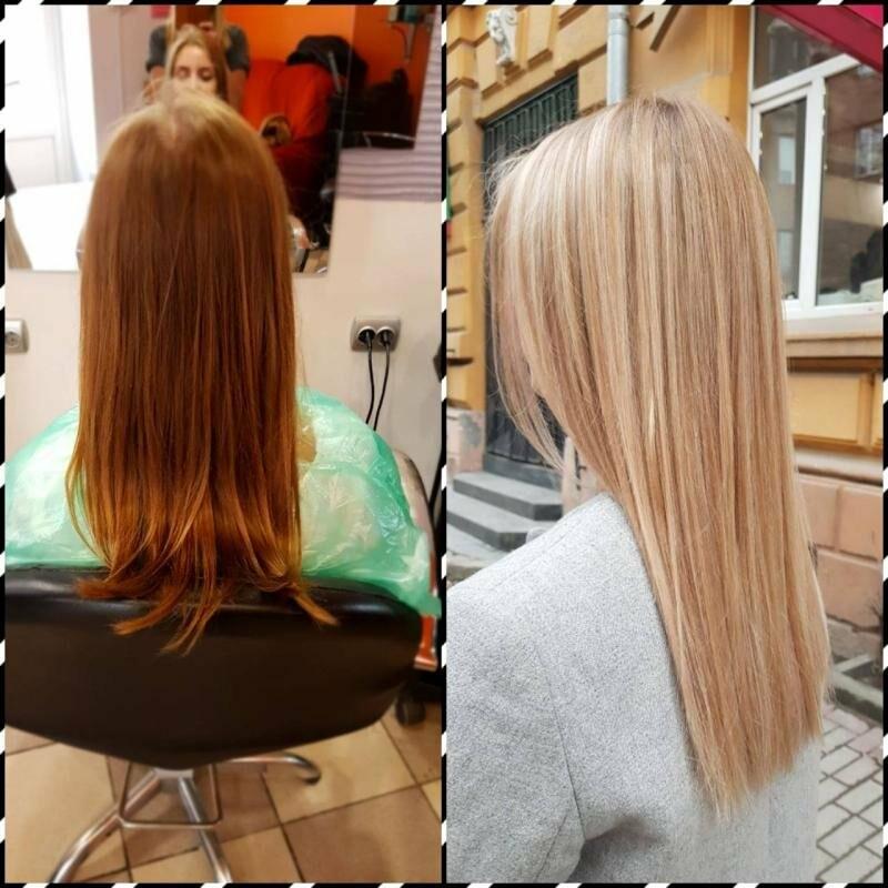 Фарбування волосся Івано-Франківськ - Оголошення на 0342.ua 33d8ff04265bc