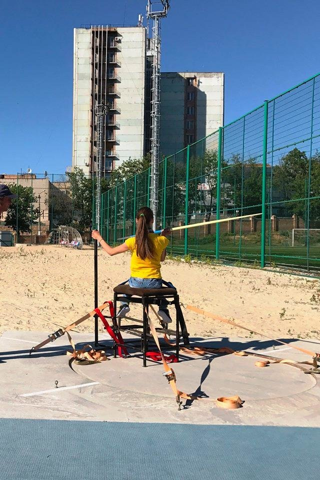 Франківські паралімпійці здобули золото на Чемпіонаті України з паралімпійської легкої атлетики. (ФОТО), фото-3