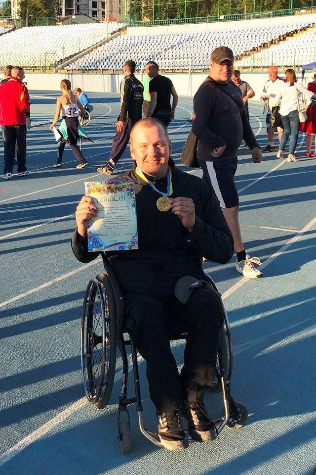 Франківські паралімпійці здобули золото на Чемпіонаті України з паралімпійської легкої атлетики. (ФОТО), фото-4