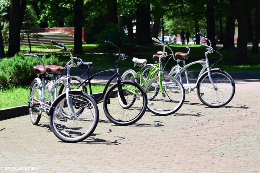 Франківці зможуть взяти велосипед напрокат. Міський голова вже спробував. ФОТО, фото-1