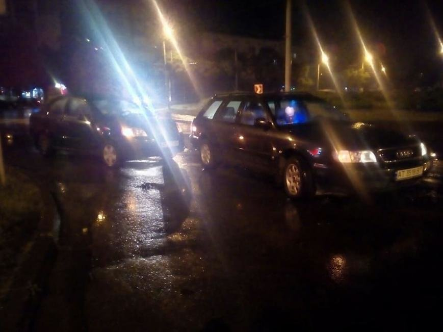 Вночі у Франківську сталася потрійна ДТП. ФОТО, фото-4