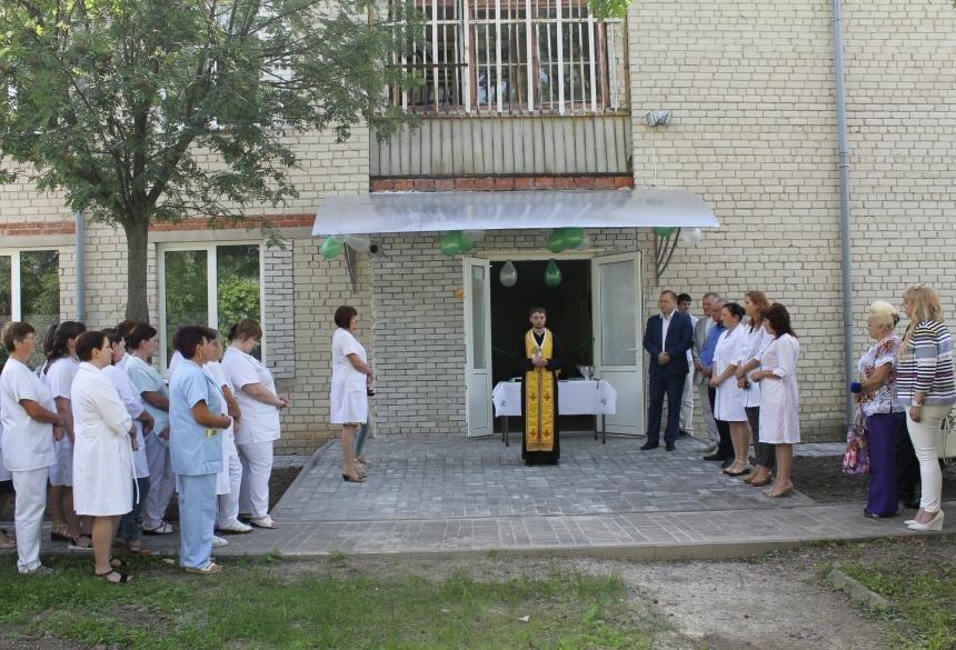 Відкрили паліативне відділення для осіб, які страждають на деменцію. ФОТО, фото-1