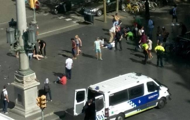 Франківчанин зняв відео з місця теракту у Барселоні, фото-1