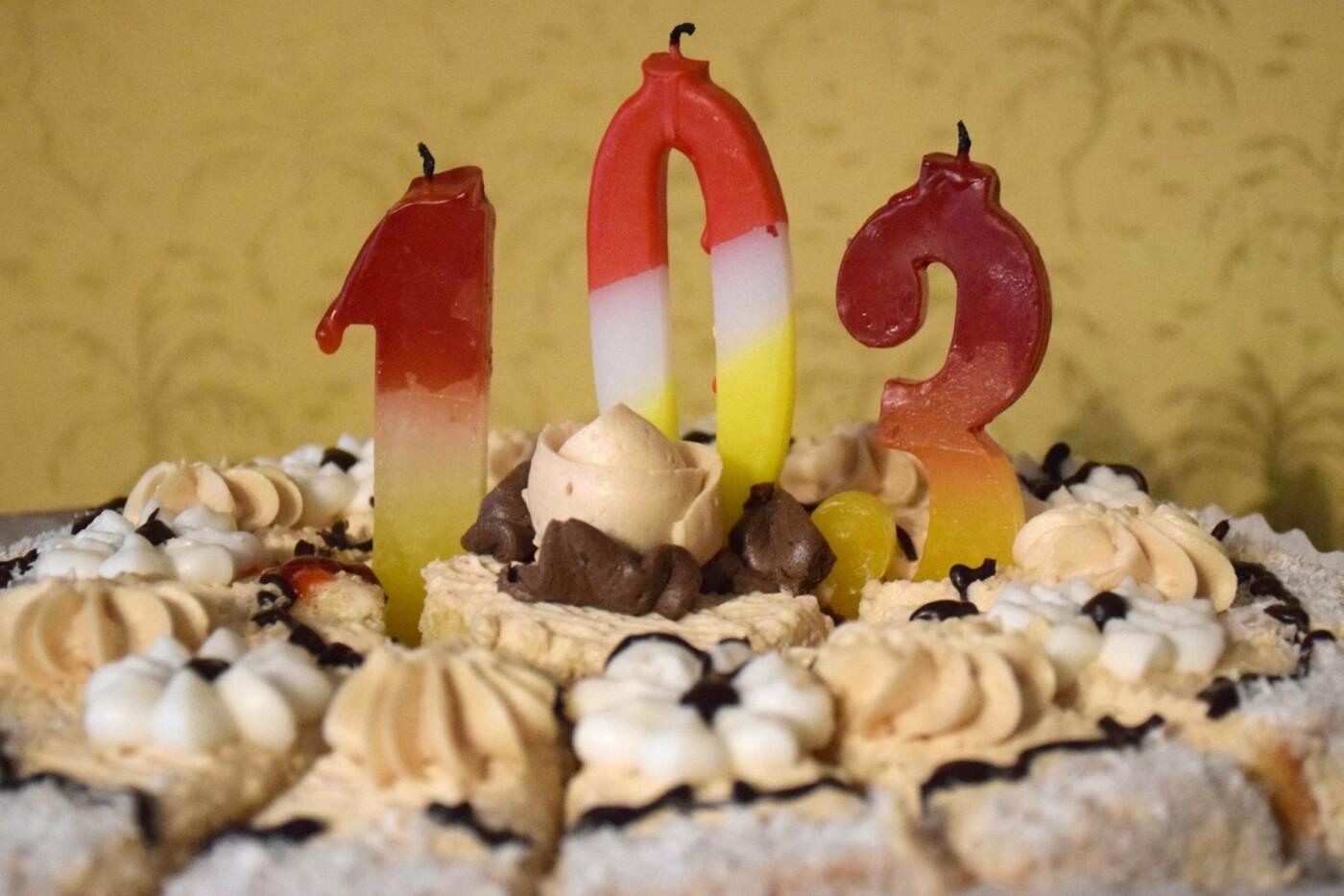 Найстаріша франківка святкує сьогодні 103-й день народження. ФОТО, фото-2