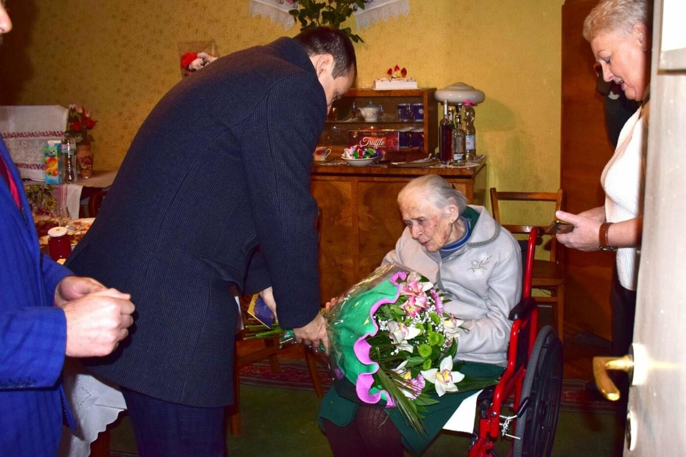 Найстаріша франківка святкує сьогодні 103-й день народження. ФОТО, фото-3