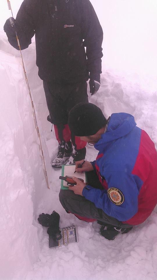 У високогір'ї Карпат визначають ймовірність сходження лавин. ФОТО, фото-1