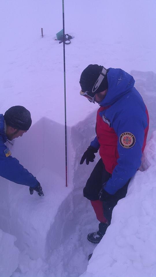 У високогір'ї Карпат визначають ймовірність сходження лавин. ФОТО, фото-2