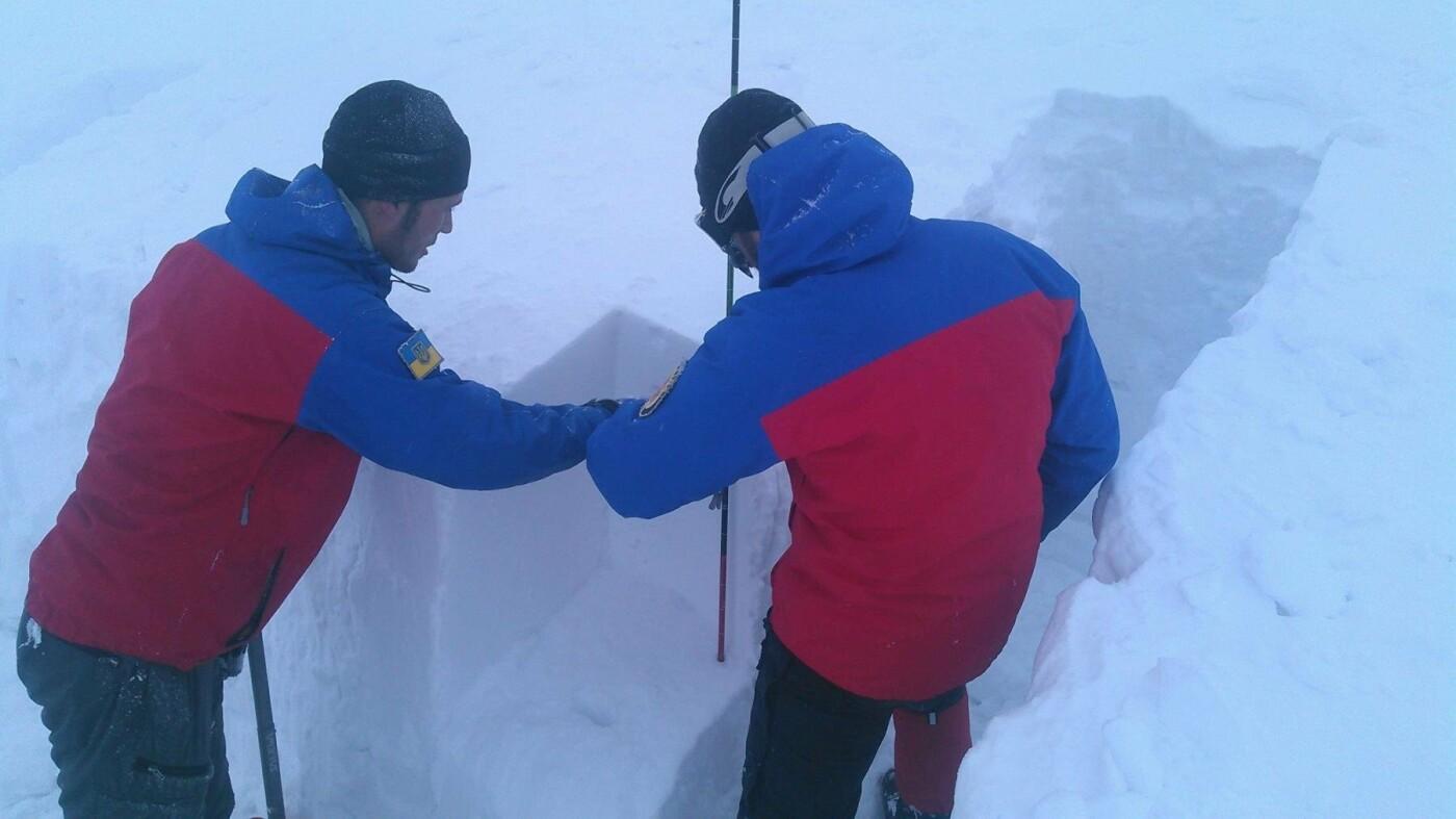 У високогір'ї Карпат визначають ймовірність сходження лавин. ФОТО, фото-4
