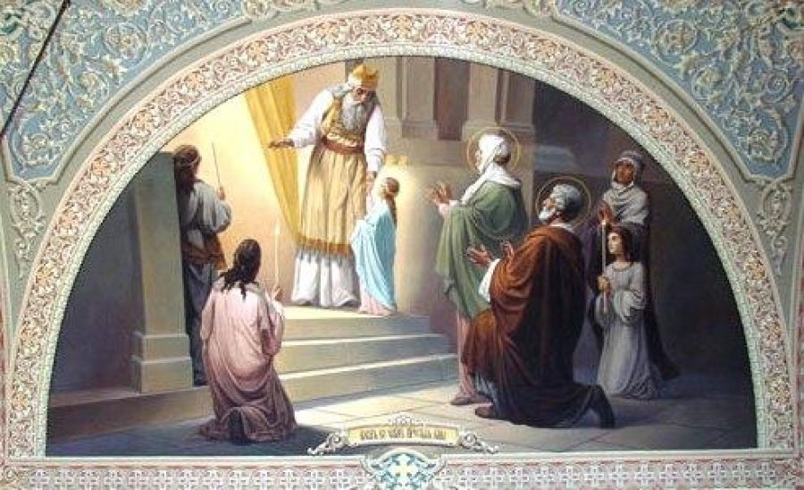 Сьогодні - свято Введення. Значення і традиції. ФОТО, фото-1