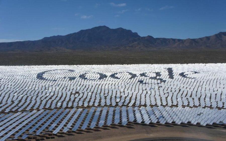 Google похизувалася енергетичною незалежністю, фото-1