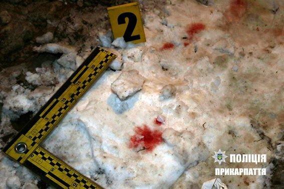 Чергове вбивство на Надвірнянщині. ФОТО, фото-3