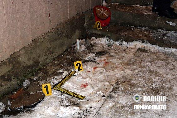 Чергове вбивство на Надвірнянщині. ФОТО, фото-1