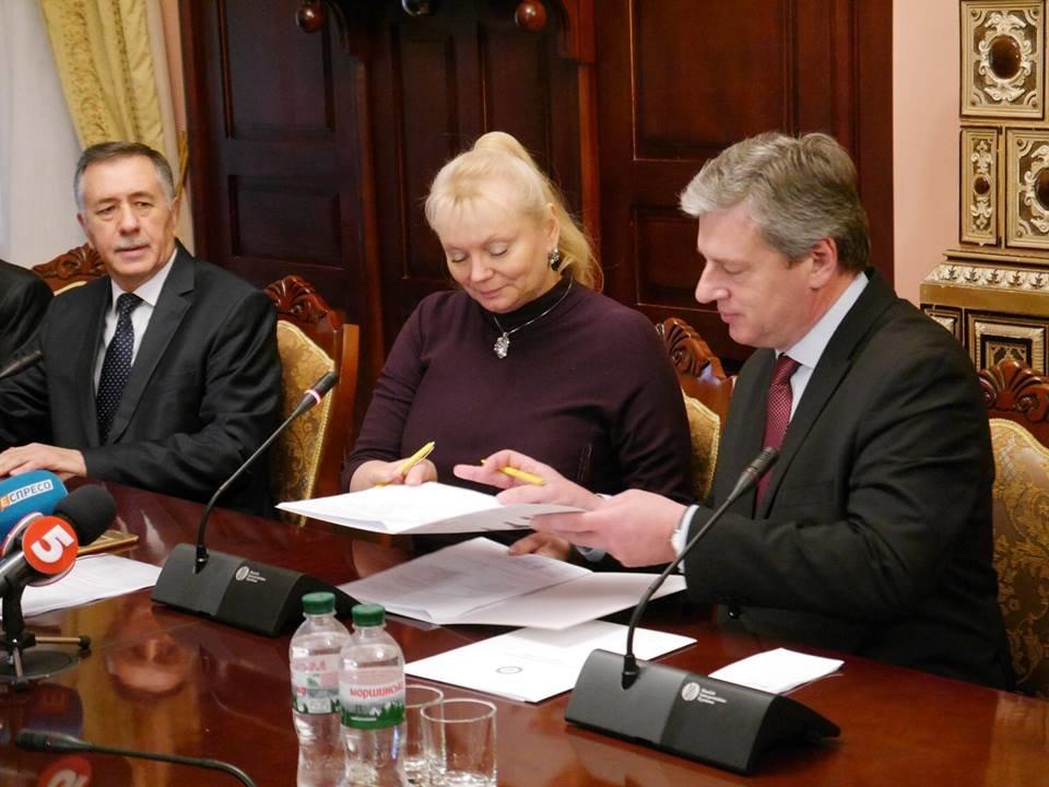 ПНУ підписав договір про співпрацю з Національним заповідником «Софія Київська», фото-1