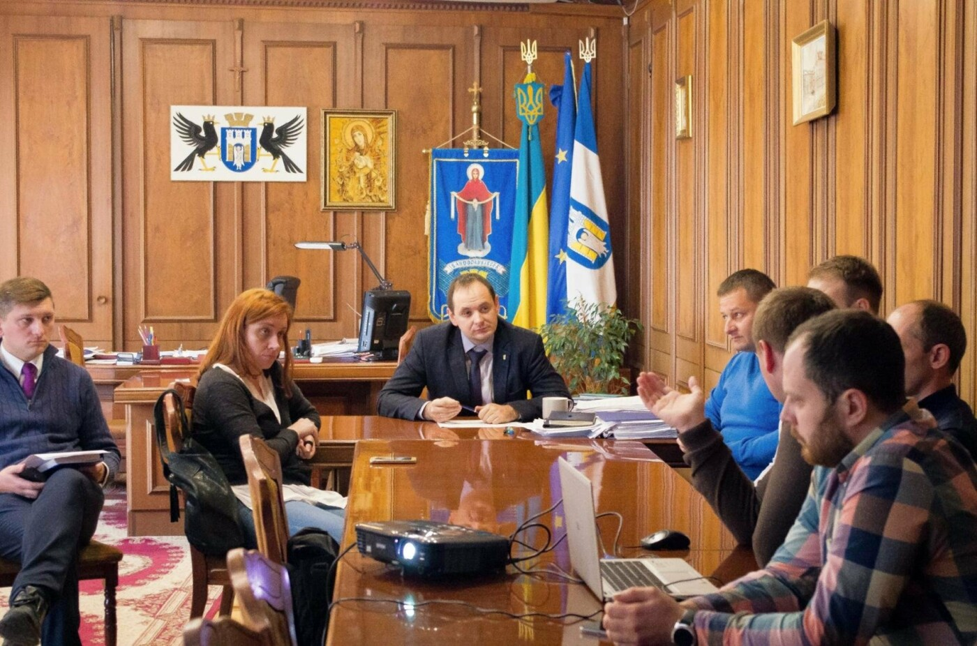 Марцінків збирається розвинути в Івано-Франківську IT-сферу. ФОТО, фото-1