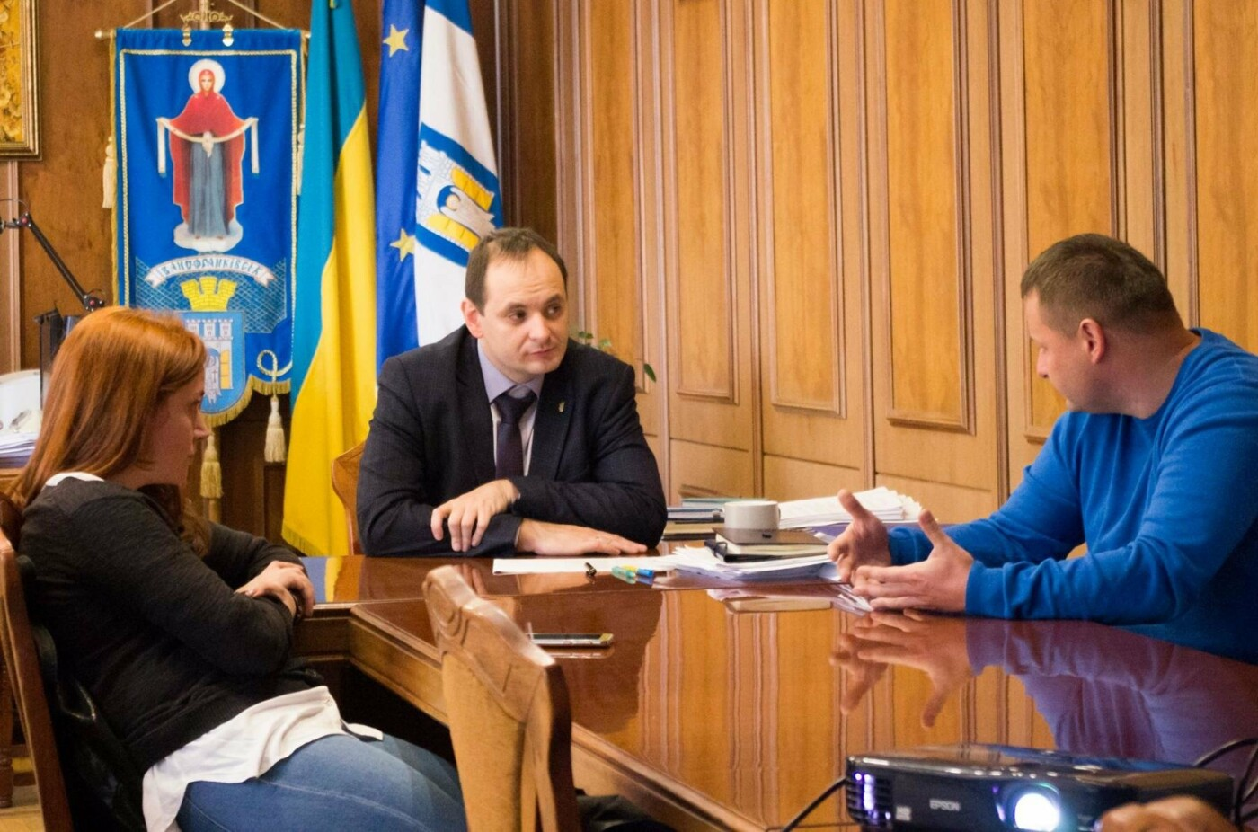 Марцінків збирається розвинути в Івано-Франківську IT-сферу. ФОТО, фото-2