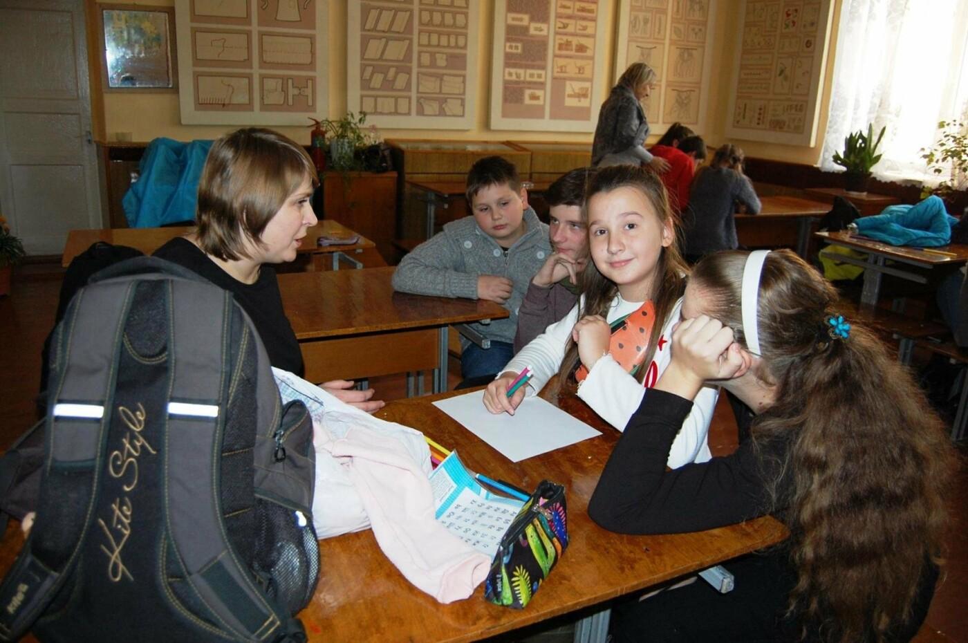Пластуни франківської школи №16 розказали одноліткам про шкідливість наркотиків. ФОТО, фото-3