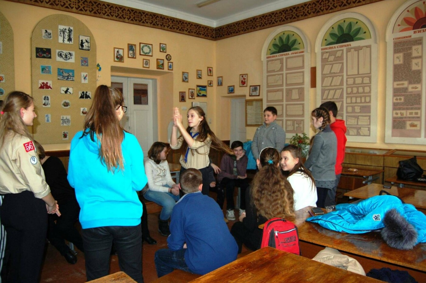 Пластуни франківської школи №16 розказали одноліткам про шкідливість наркотиків. ФОТО, фото-6