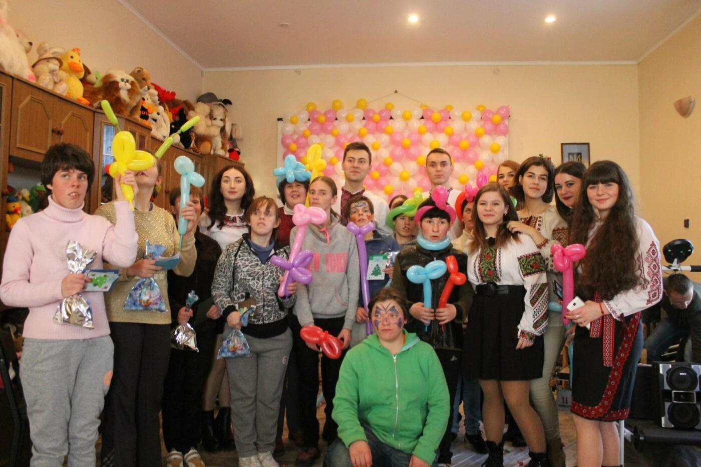 Франківський Карітас організував свято для вихованців Коломийського дитячого будинку-інтернату. ФОТО, фото-4