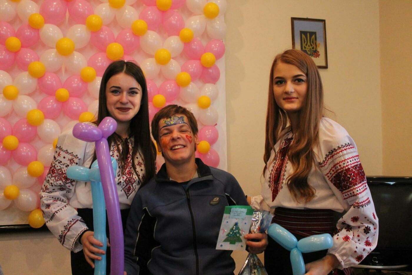 Франківський Карітас організував свято для вихованців Коломийського дитячого будинку-інтернату. ФОТО, фото-3
