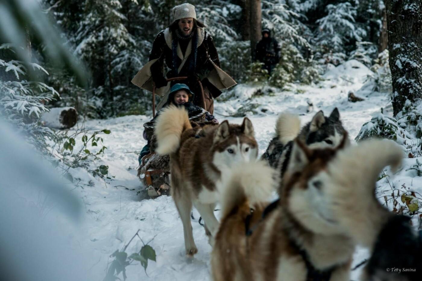 У Карпатах стартували зйомки українського фільму-фентезі «Тільки Диво», фото-1