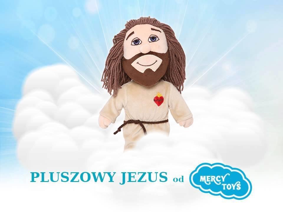 Забавка «Плюшевий Ісус» з'явилася на польському іграшковому ринку, фото-4