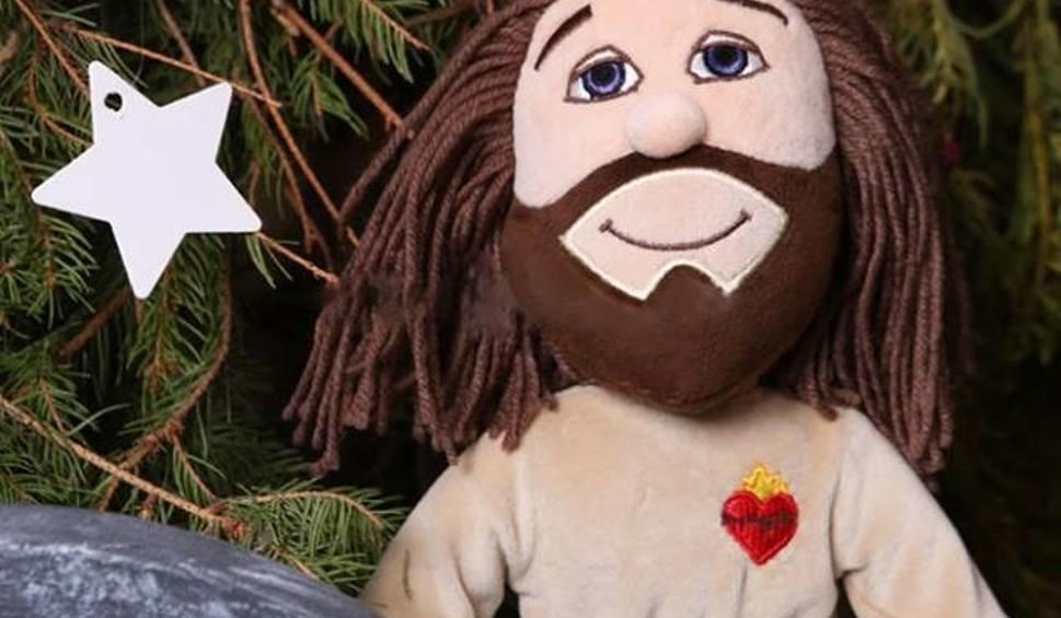Забавка «Плюшевий Ісус» з'явилася на польському іграшковому ринку, фото-1