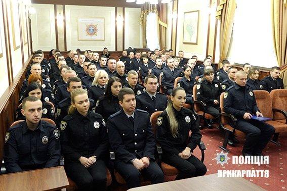 Лави франківської поліції поповнили новобранці. ФОТО, фото-3