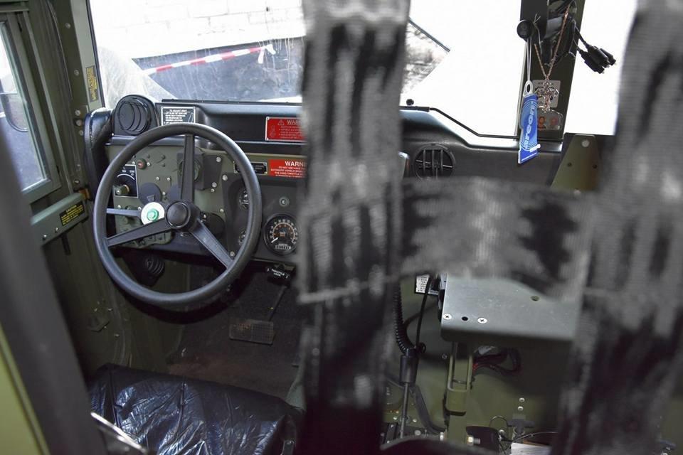 Прикарпатські військові у зоні АТО отримали медичні авто. ФОТО, фото-3