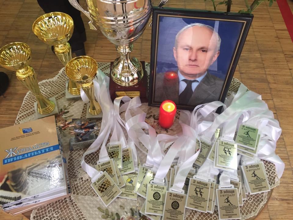 У Франківську відбувмся турнір пам'яті журналіста Ореста Олексишина. ФОТО, фото-1