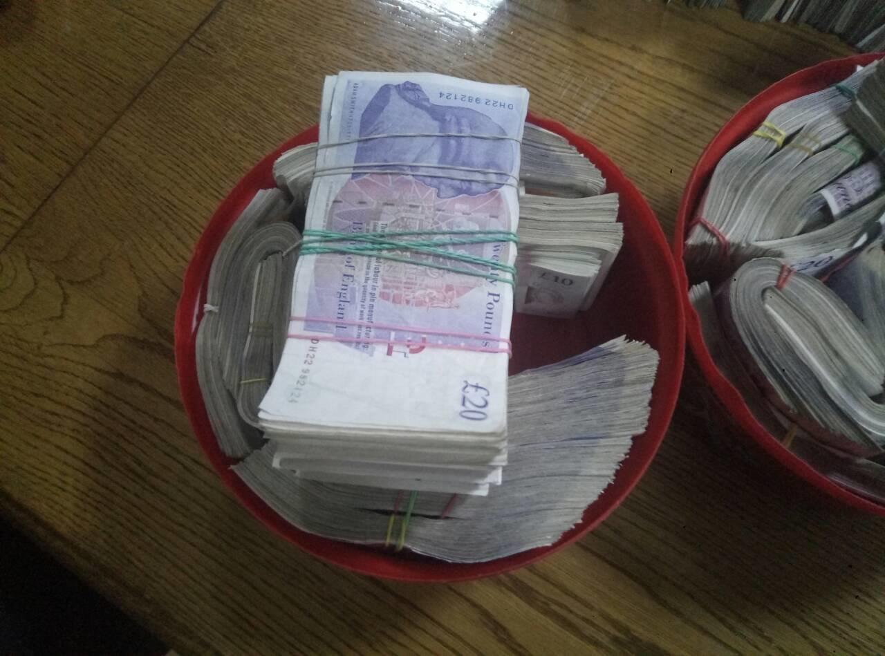 Прикарпатець намагався вивезти за кордон рекордну кількість валюти. ФОТО. ВІДЕО, фото-3