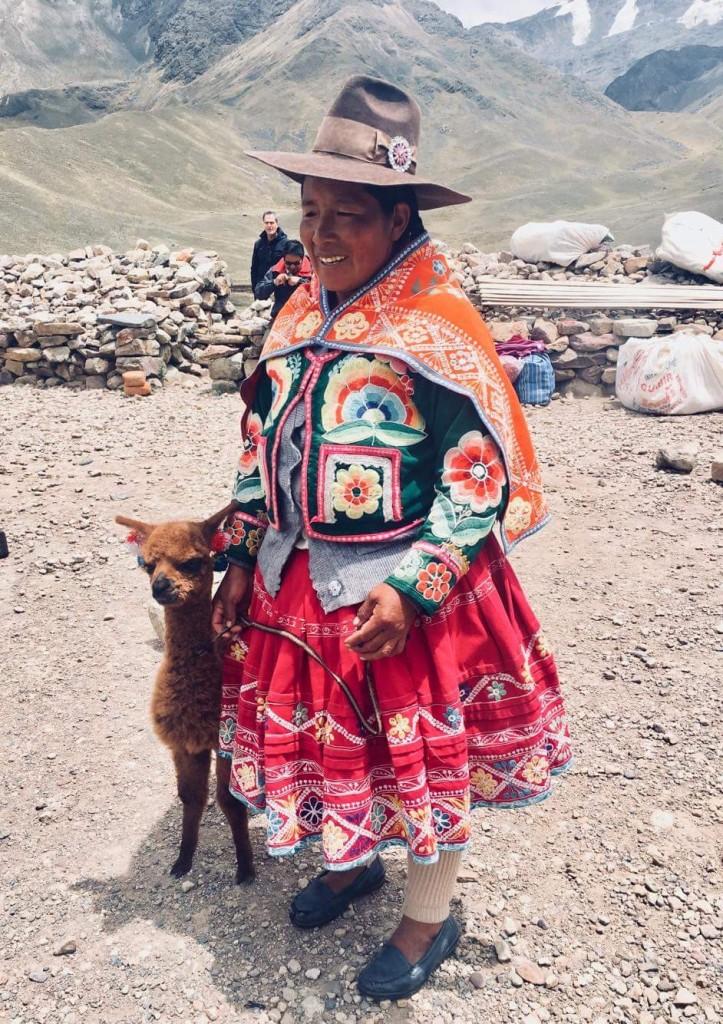 Нащадки інків очима франківської дизайнерки. ФОТО, фото-1