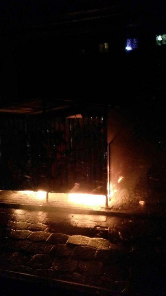 У Франківську палають смітники. ФОТО, фото-2
