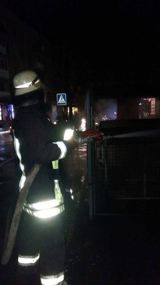 У Франківську палають смітники. ФОТО, фото-3