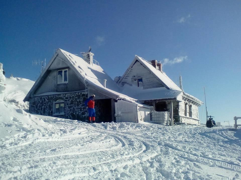 На Прикарпатті – вітер, а у горах - зимова казка. ФОТО, фото-1