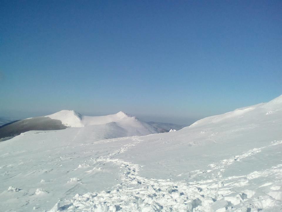 На Прикарпатті – вітер, а у горах - зимова казка. ФОТО, фото-2