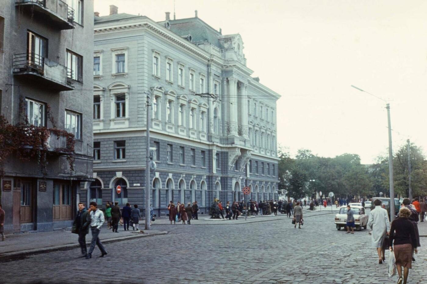 Франківськ 80-х років: вражаючі світлини. ФОТО, фото-4