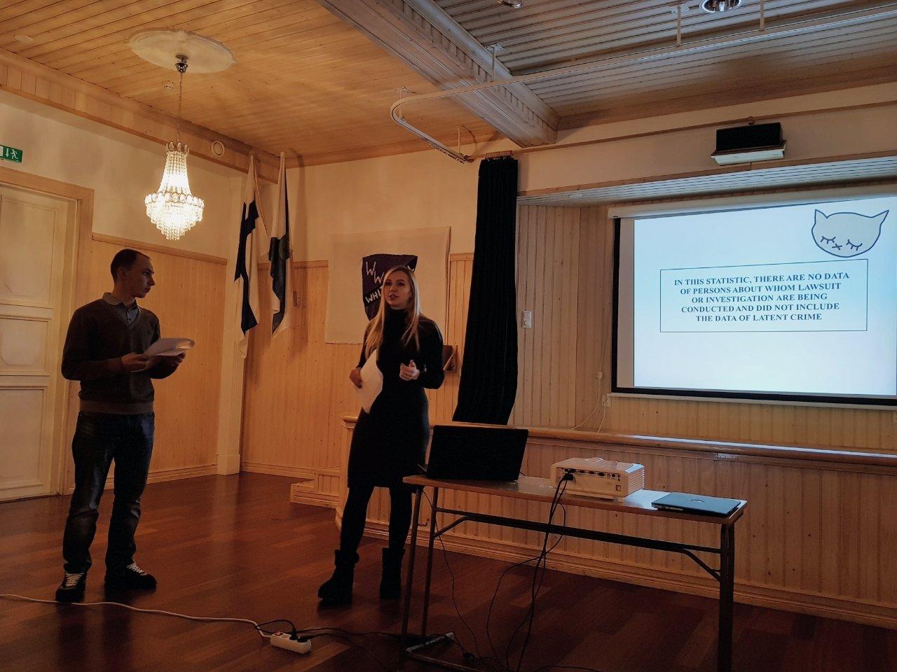 Івано-Франківські студенти презентували свій науковий проект у Фінляндії. ФОТО, фото-3