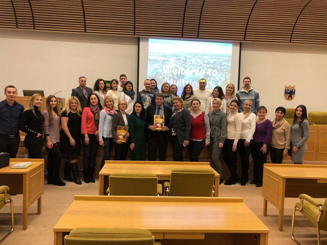 Івано-Франківські студенти презентували свій науковий проект у Фінляндії. ФОТО, фото-1