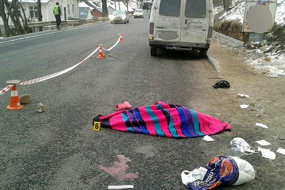 В Яремче під колесами авто загинула 4-річна дівчинка. ФОТО, фото-1