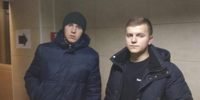 Двоє молодих франківців врятували життя незнайомцю, фото-1