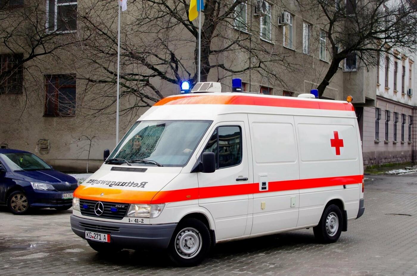 Міські рятувальники отримали сучасний реанімобіль. ФОТО, фото-5