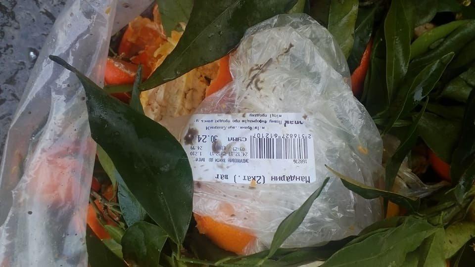 Непотріб із франківського супермаркету не доносять до смітників. ФОТО, фото-4