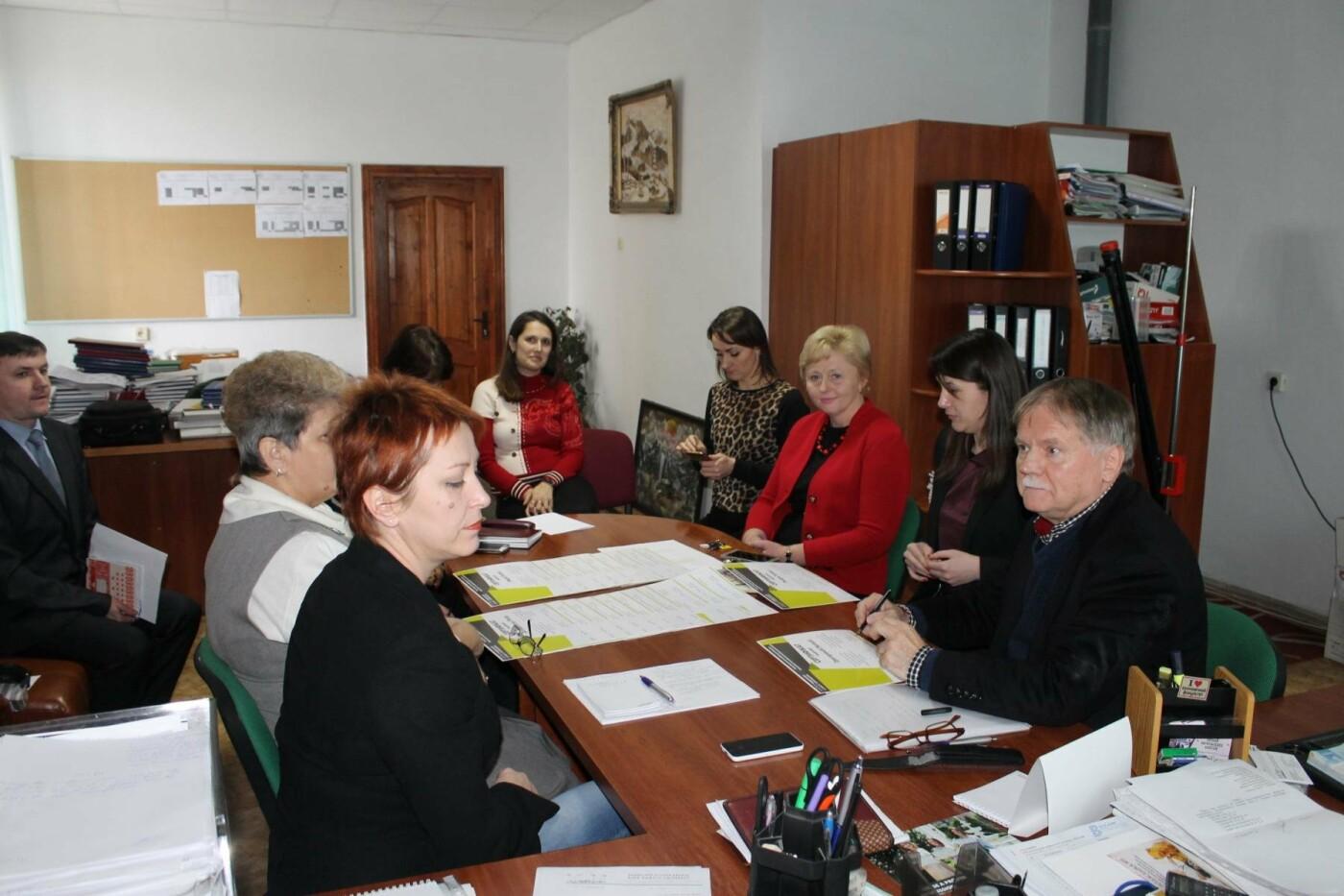 З викладачами Івано-Франківського університету провів заняття експерт з Німеччини, фото-1