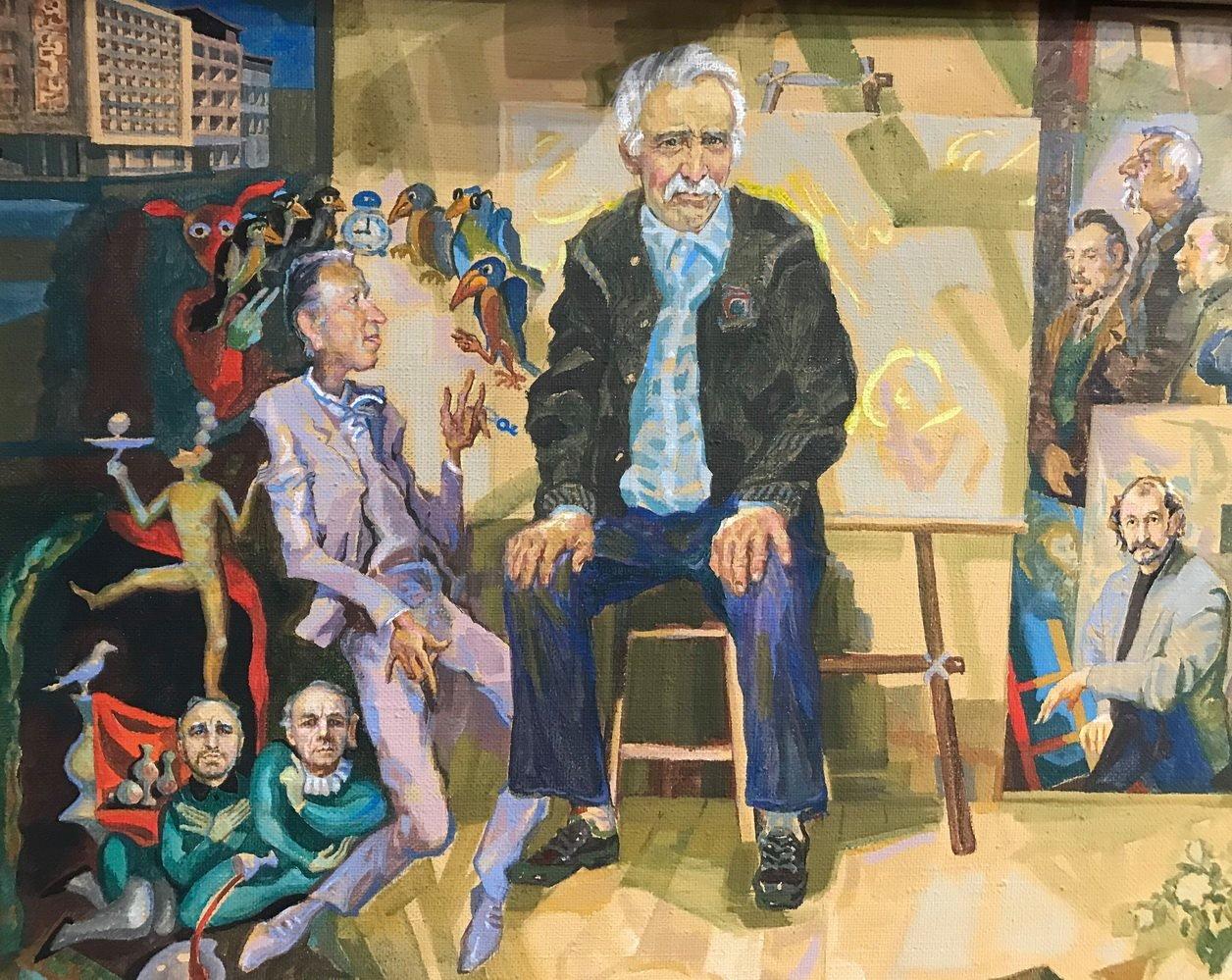 Із виставки у Франківську зняли картину через скарги. ФОТО, фото-8