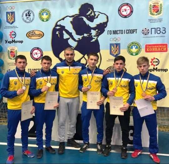 Студенти ПНУ - призери Чемпіонату України з вільної боротьби. ФОТО, фото-1