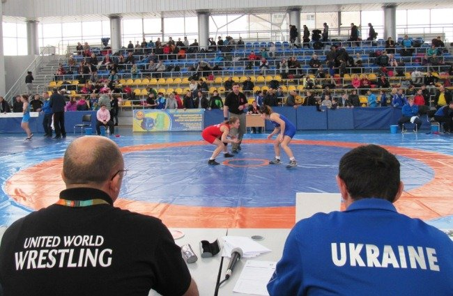 Студенти ПНУ - призери Чемпіонату України з вільної боротьби. ФОТО, фото-4