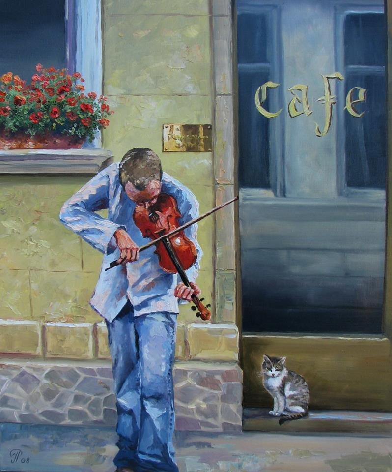 Автора не питалися. На картину франківського художника у Росії розробили схему вишивки. ФОТО, фото-4