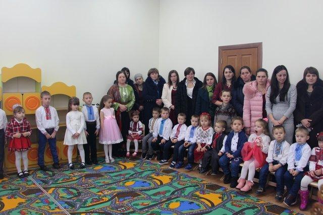"""В Богородчанському районі відкрили дитячий садок """"Росинка"""". ФОТО, фото-2"""