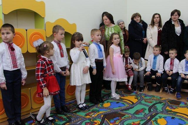 """В Богородчанському районі відкрили дитячий садок """"Росинка"""". ФОТО, фото-3"""